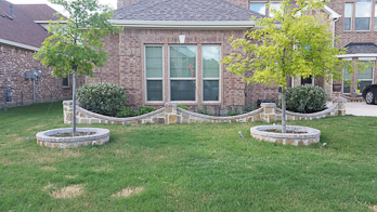 Retaining walls contractors in Dallas