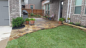 Outdoors flooring Natural Stone