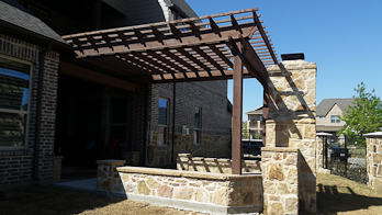 Pergolas makers in Dallas